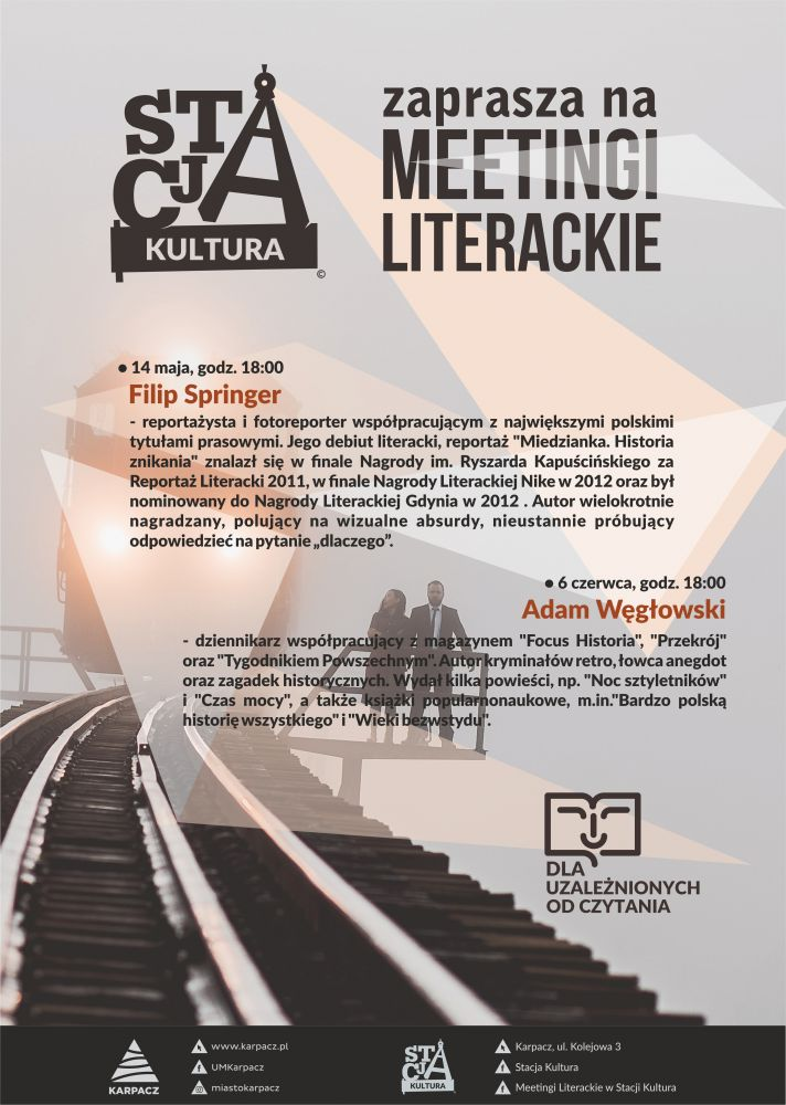 Meeting Literacki - Filip Springer